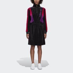 Adidas Velvet Dress